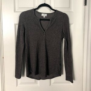 Socialite Nordstrom Grey Sweater